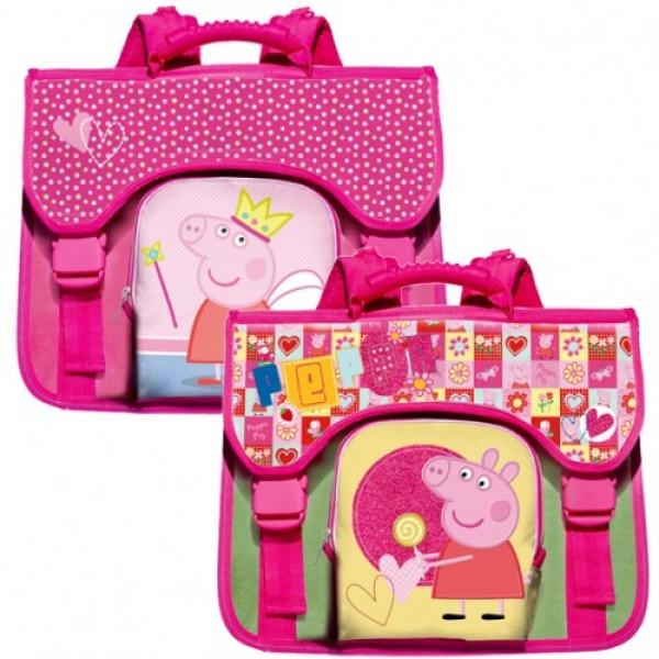 Портфель Peppa Pig (Свинка Пеппа) розовый