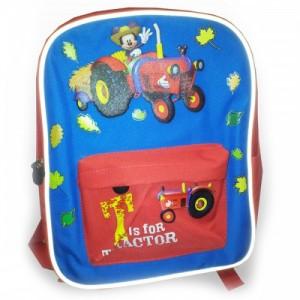 Рюкзак Mickey Mouse (Микки Маус) на Тракторе для прогулок