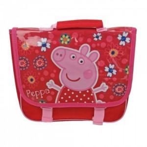 Портфель Peppa Pig (Свинка Пеппа) красный