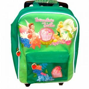Рюкзак Fairies на колесах с выдвигающейся ручкой