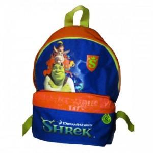 Рюкзак Shrek (Шрек) школьный синий для мальчика