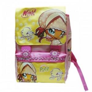 Школьный рюкзак Winx Pixie (Винкс Пикси) ортопедический сиреневый для девочки