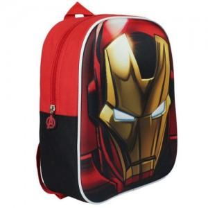 Рюкзак Железный Человек 3D (Iron Man)