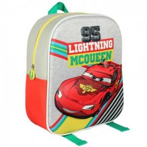 Рюкзак Cars Молния Макквин 3D 31 см, 95291
