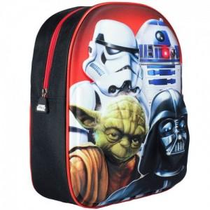 Рюкзак Звездные войны Персонажи 3D 31 см, 96151
