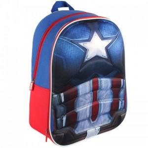 Рюкзак Капитан Америка 3D, 30145