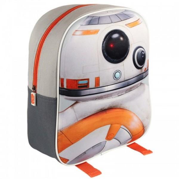 Рюкзак BB-8 Звездные Войны 3D (Star Wars, Episode VII), 30176