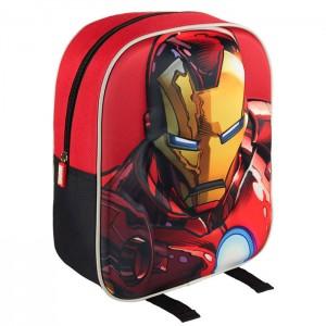 Рюкзак Железный Человек 3D 31 см, 90071