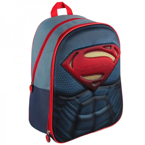 Рюкзак Супермен (Superman) 3D 40 см, 90286