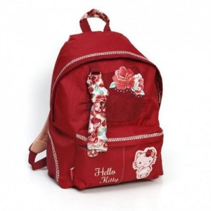"Рюкзак Hello Kitty - ""Хелло Китти"" красный"