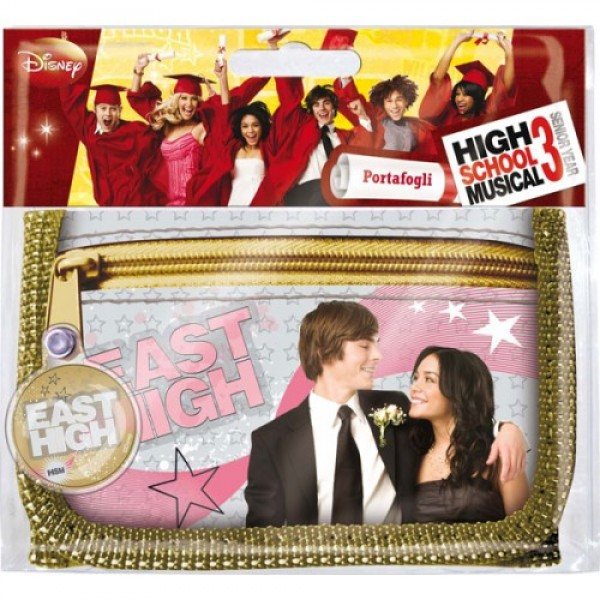 Кошелек Hight School Musical 3