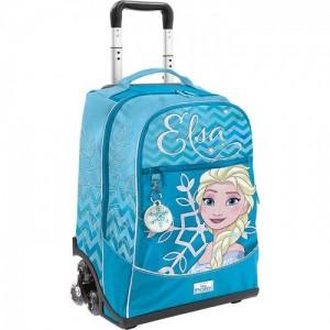 Рюкзак на тройных колесах Frozen (Холодное Сердце) + подарок, FR917000