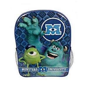 Рюкзак - Monsters University (Университет Монстров) синий для мальчиков
