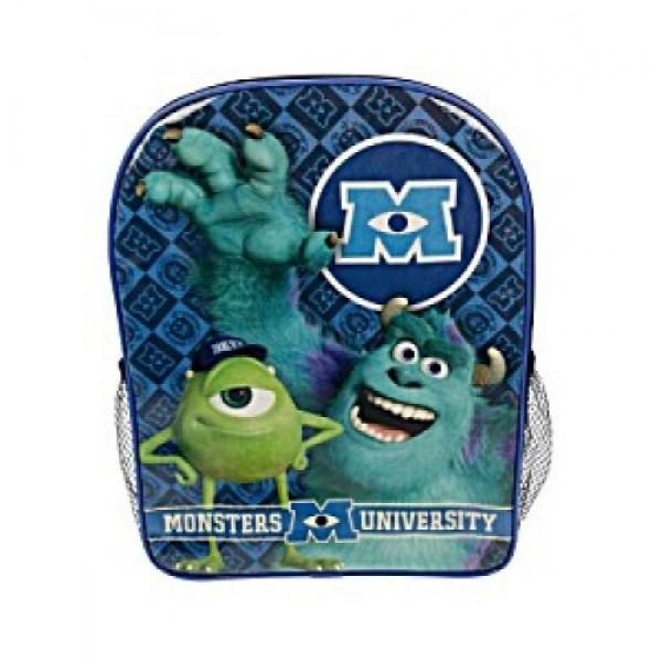 Рюкзачок - Monsters University (Университет Монстров) синий для мальчиков