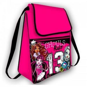 Monster High 13 (Монстер Хай 13) - Рюкзак-мешок для девочки