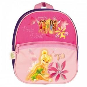 Рюкзачок Fairies - Trilli (Лесные феи) розовый, для прогулок