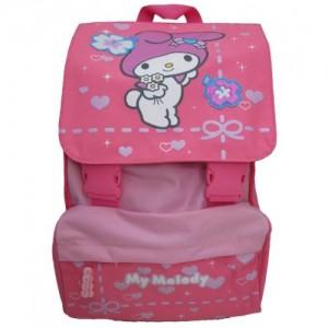 Рюкзак My Melody школьный ортопедический, расширяемый