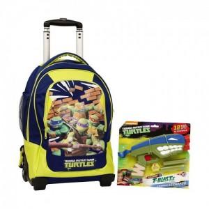 Рюкзак, чемодан на колесах Ninja Turtles, TU901000