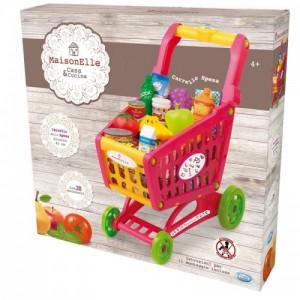 Детская тележка для покупок, с аксессуарами MaisonElle