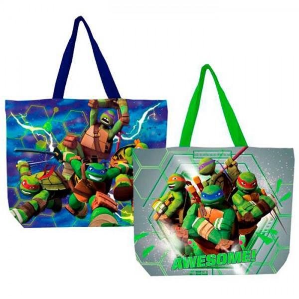 Пляжная сумка Черепашки Ниндзя (Ninja Turtles), 71177