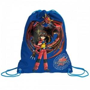 Рюкзак для обуви Bakugan (Бакуган) на молнии для мальчика