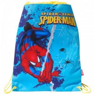 Рюкзак для обуви Spider-Men (Человек Паук) спортивный, 42 см