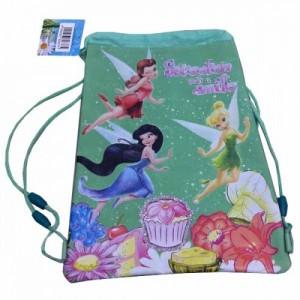 Рюкзак для обуви Fairies (Лесные феи) спортивный, 27,5 см
