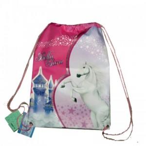 Рюкзак для обуви Bella Sara (Белла Сара) розовый для девочки