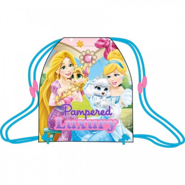 Рюкзак для обуви Princess Disney (Принцессы Диснея) спортивный, 40 см